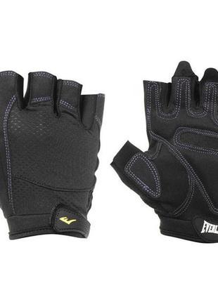 Перчатки новые для тренировок фитнеса вело еверласт everlast о...
