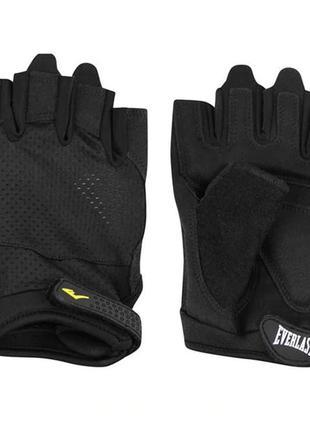 Перчатки для фитнесу вело everlast оригинал