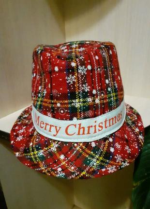 Рождественская шляпа Merry Christmas