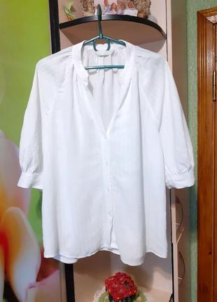 Легкая воздушная блуза H&M