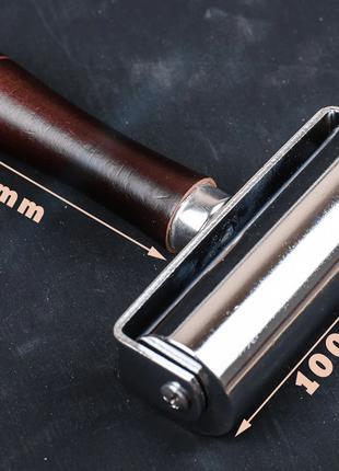 Валик для формовки кожи 100 мм (большой)