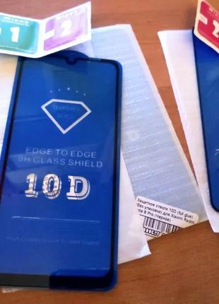 Защитное стекло Xiaomi Redmi note MI 9T 9A 9 8T 8 Pro 7 6 Samsung