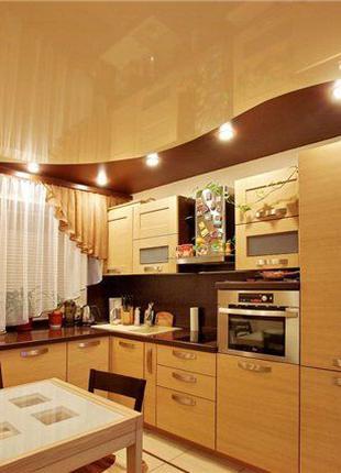 Натяжные потолки по доступным для вас ценам!!! От 140 грн. за м2!