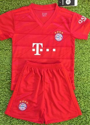 Детская футбольная форма fc bayern munchen