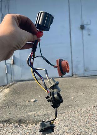 Проводка фонаря фары Ford Focus mk3 Форд Фокус 3
