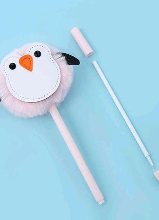 Гелевая ручка-пингвин