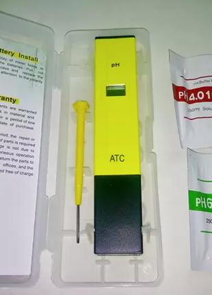 РН метр PH-009(I) АТС измеритель кислотности жидкости ph meter