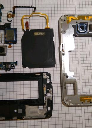 Samsung G925 на запчасти