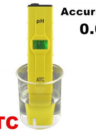 РН метр PH-2011 AТС с точностью 0,01 с дисплеем с подсветкой