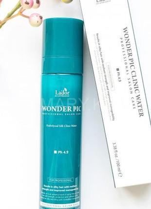Мист для укрепления и защиты волос lador wonder pic clinic wat...