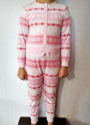 Человечек слип пижама кигуруми