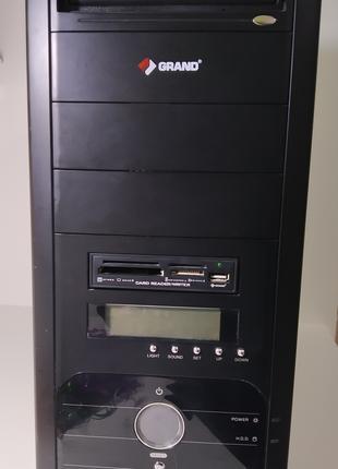 Продам компьютер Intel Core 2 Duo E7300 HDD 500 Gb GTX 650