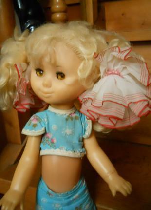 Кукла Грета 40см ГДР 69г