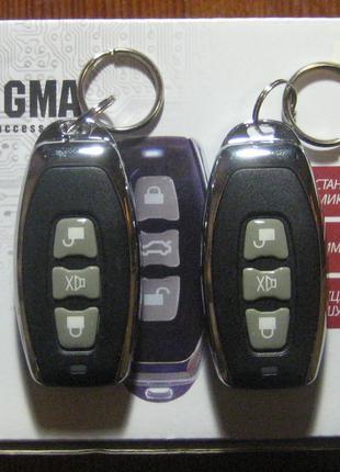 Автосигнализация односторонняя Sigma SM-50