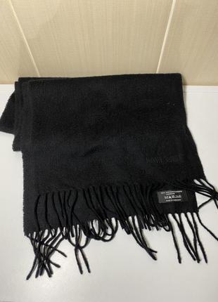 Кашемировый шарф navyboot