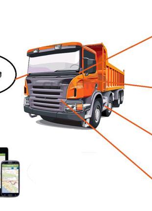 GPS трекер та контроль палива