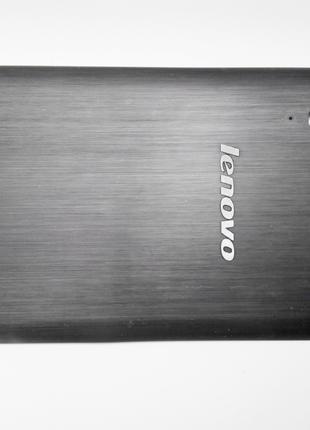 Lenovo P780 задняя крышка аккумулятора, панель (Б/У, оригинал, ра