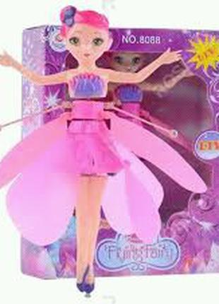 Лялька літаюча фея Flying Fairy |Летить за рукою, чари в дитячих