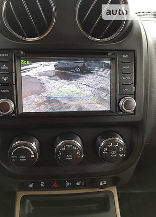 Штатна магнітола Jeep Patriot 11