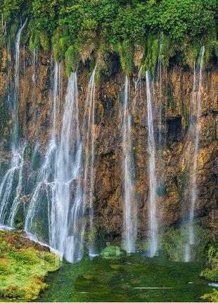 Фотообои Престиж Горный водопад №45 влагостойкие