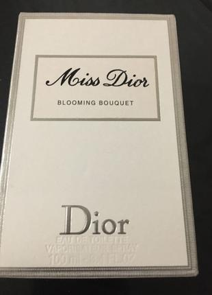 Духи. Miss Dior Blooming Bouqet