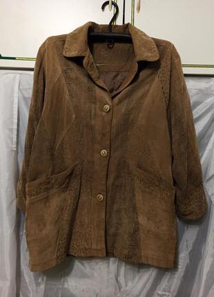 Куртка женская жакет пиджак на пуговицах