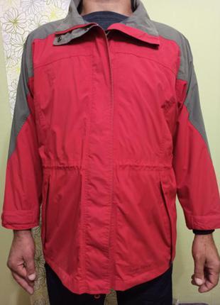 Куртка мужская ветровка. тонкая весна осень. есть внутренние к...
