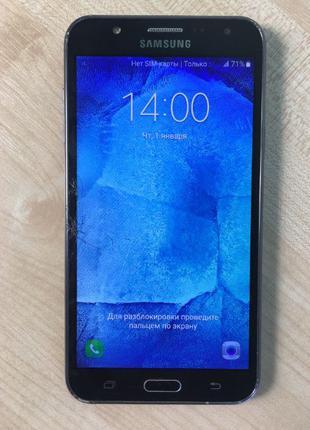 Смартфон Samsung Galaxy J7 J700H (94131) Уценка