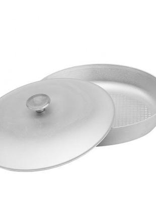 Жаровня алюминиевая Биол 30 см