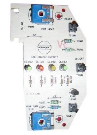 Плата управления / интерфейса, дисплейная плата Ariston UNO-COM