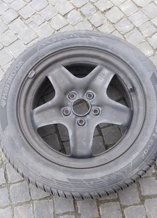 Диск колесный структурный R17 5х120 ЕТ41 Opel Insignia