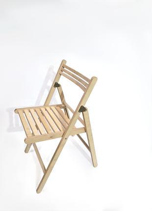 Деревянный складной стул (лучше чем Икея)