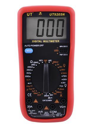 Мультиметр цифровой UT9205N