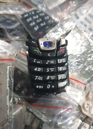 Клавиатуры  на кнопочные телефоны
