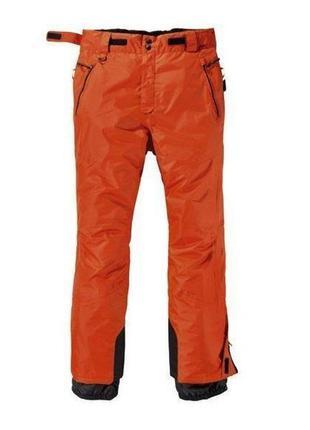 Зимние лыжные штаны мужские Crivit Германия