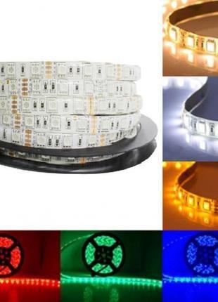 Светодиодная лента LED 5050 – 12W 5 метров White
