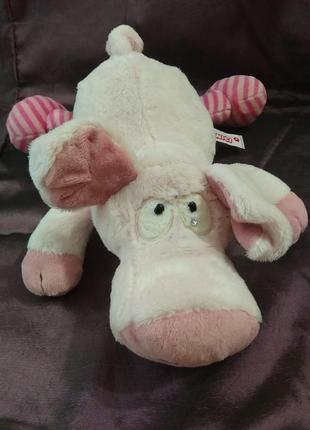 Мягкая игрушка поросенок свинка свинья прикол