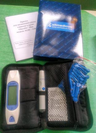 Глюкометр новый в упаковке