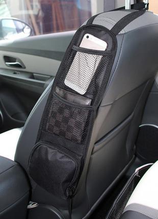 Сумка-органайзер на переднее сиденье автомобиля TV000893