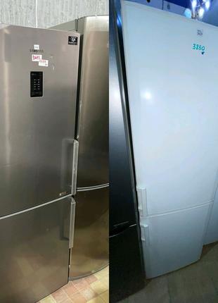 Холодильник двокамерний з Європи Bosch,LG,Liebherr.Гарантія.Склад