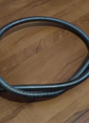 Шланг гофрированый,газовый/вода нержавейка 1м