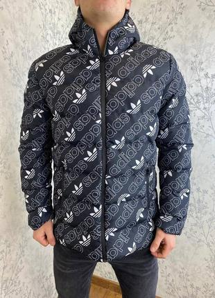 🔥 стильная мужская куртка зимняя