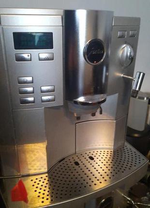 Кофемашина jura s9