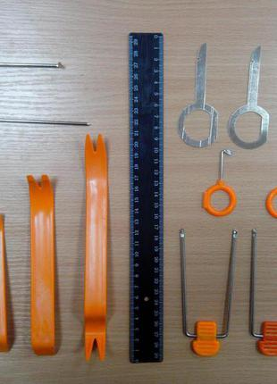 Инструмент для снятия обшивки Лопатки