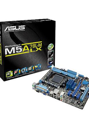 Продам набор M5A78L-M LX, AMD Phenom II X4 965 BE и Оперативка