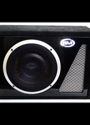 Сабвуфер в машину активный BOSCHMANN BM Audio BM-H10 250W