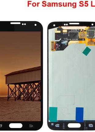 AMOLED дисплей ЭКРАН Samsung Galaxy S5 I9600 G900 G900F