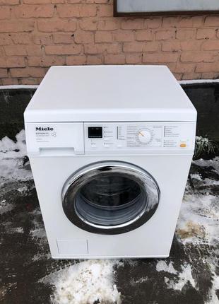 Стиральная машина Miele W 3371 WCS на 7 кг