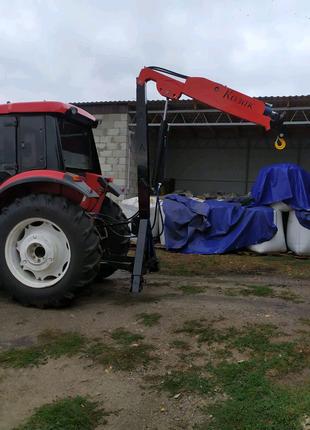 Подъемник навесной тракторный Козак-М