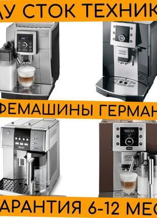 7 Моделей КОФЕМАШИНА Кофеварка DE LONGHI ESAM 5500 5400 6600 Б\У
